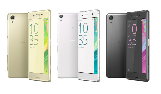 Sony Mobile Xperia X Performance and Xperia XA Smartphones Unveiled