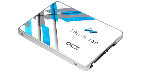 Toshiba OCZ Trion 150 Series Solid-State Drive Released