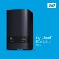 Western Digital My Cloud EX2 Ultra NAS Introduced