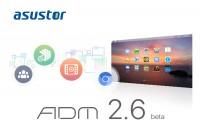 ASUSTOR ADM 2.6 Beta NAS Data Management System Released