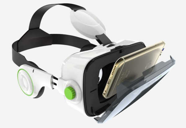 HYPER BOBOVR Z4 Smartphone Virtual Reality Headset Introduced