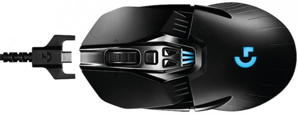 Logitech G900 Chaos Spectrum Gaming Mouse Introduced