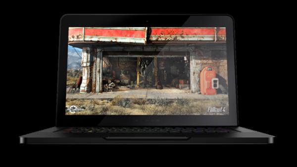 Razer Blade Gaming Notebook Announced