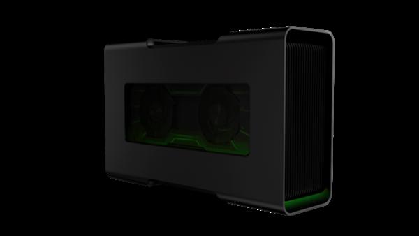 Razer Core External Graphics Enclosure Released