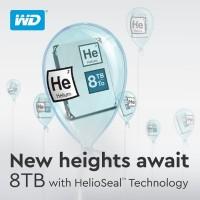 Western Digital 8TB My Cloud Storage Devices Announced