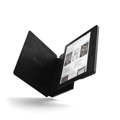 Amazon Kindle Oasis E-reader Introduced