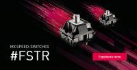 CHERRY MX SPEED Mechanical MX Switch Announced