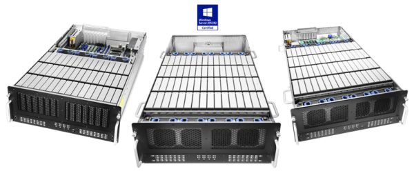 Chenbro RM43260, RM43348, and RM43160 Rackmount Chassis Introduced