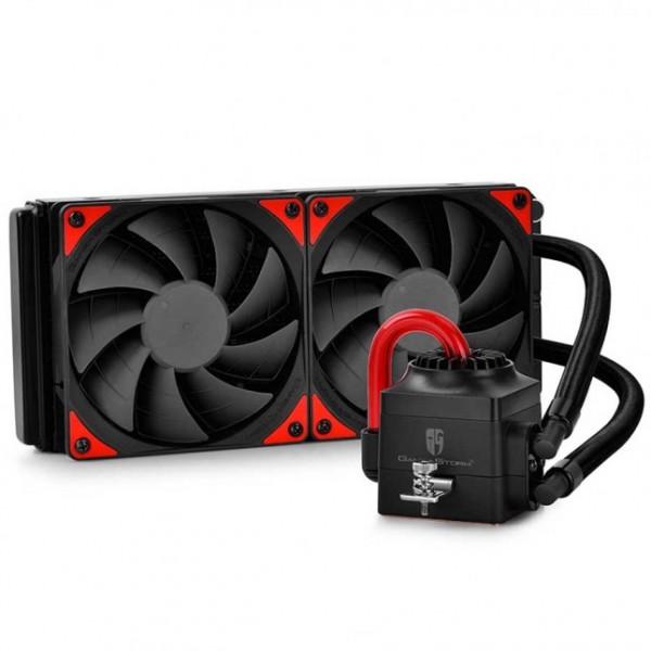 DEEPCOOL CAPTAIN EX Series CPU Liquid Cooler Debuts