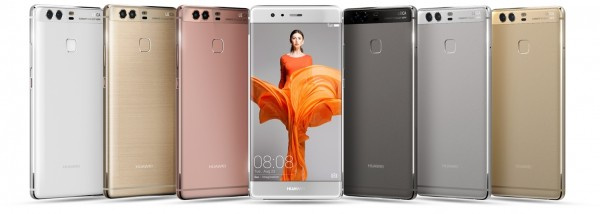 Huawei P9 Smartphone Launched