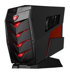 MSI Aegis Gaming Desktop Launched