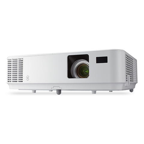 NEC VE303 and VE303X Projectors Introduced