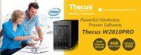 Thecus W2810PRO Windows Storage Server Unveiled