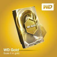 Western Digital WD Gold Datacenter Hard Drives Introduced