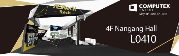 ASRock Rack 3U16N Microserver and 2U4NR-24S Cloud Computing Server to be Unveiled at Computex 2016