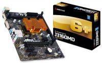 BIOSTAR J3160MD Motherboard Debuts