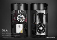 CRYORIG OLA and TAKU PC Cases Announced