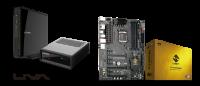 ECS LEET GAMING Motherboard & LIVA mini PC Announced
