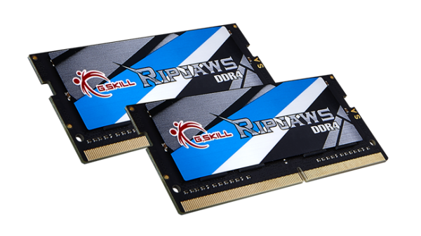 G.SKILL DDR4-3200MHz SO-DIMM Memory Kits Announced