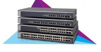 NETGEAR ProSAFE 10-Gigabit Ethernet (GbE) Smart Managed Switches Introduced