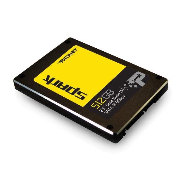Patriot Spark SSD Introduced