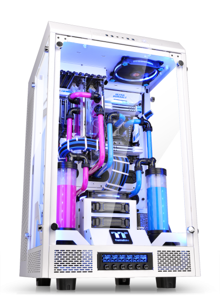 Thermaltake Project The Tower TT Premium Modder Edition Chassis Announced