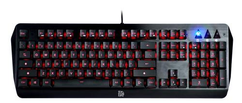 Tt eSPORTS CHALLENGER EDGE Membrane Gaming Keyboard Revealed