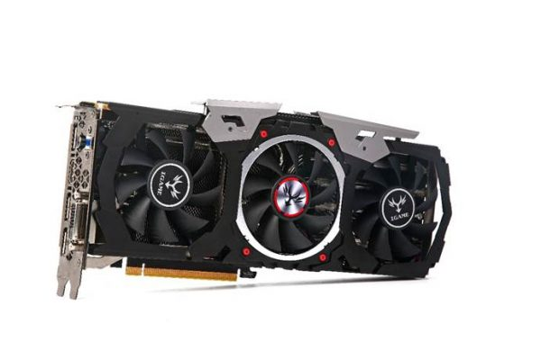 Colorful GTX1070 Graphics Cards Released