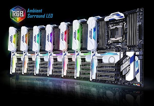 GIGABYTE X99 and 100 Series Designare Motherboards Launched