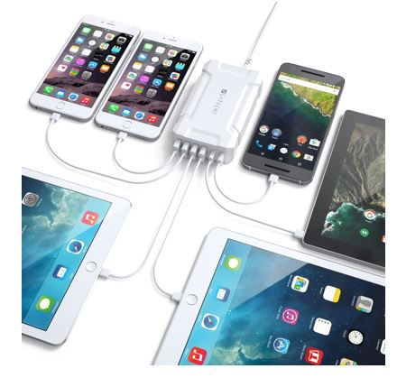 Satechi Multi-Port USB Charging Station Introduced
