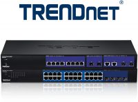 TRENDnet 10 Gigabit Switches Released