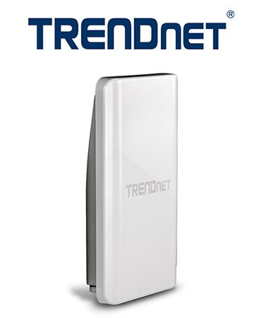 TRENDnet N300 Outdoor PoE Access Point Launched