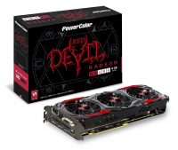 PowerColor Red Devil RX 480 8GB GDDR5 Video Card Released