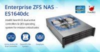 QNAP Enterprise ZFS ES1640dc NAS Introduced