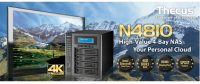 Thecus N4810 High-Value 4-bay NAS Introduced