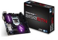 BIOSTAR RACING B150GTN mini-ITX Motherboard Announced