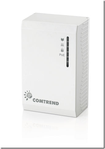 Comtrend PG-9172PoE Powerline Adapter Announced