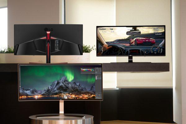 LG 38UC99 and 34UC79G UltraWide Monitors Unveiled