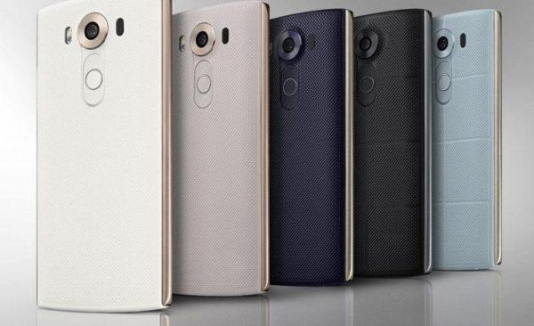 LG V20 Smartphone Unveiled