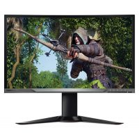 Lenovo Y27f Curved Gaming Monitor Debuts