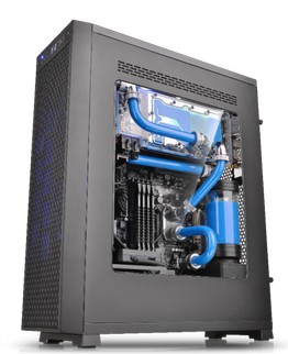 Thermaltake Core G3 Gaming Slim ATX Chassis Released