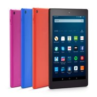 Amazon Fire HD 8 Tablet Released