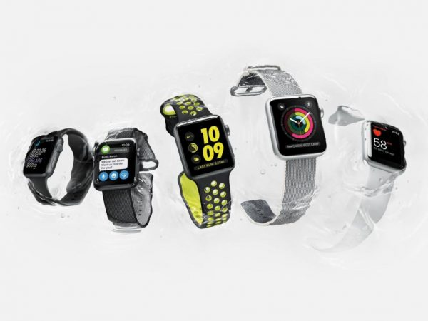 Apple Watch Series 2 Smartwatch Introduced
