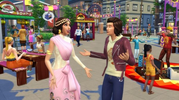 EA New City Living Expansion Pack for The Sims 4 Game Announced