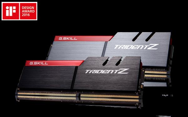 G.SKILL Trident Z DDR4-3866MHz Memory Kit Announced
