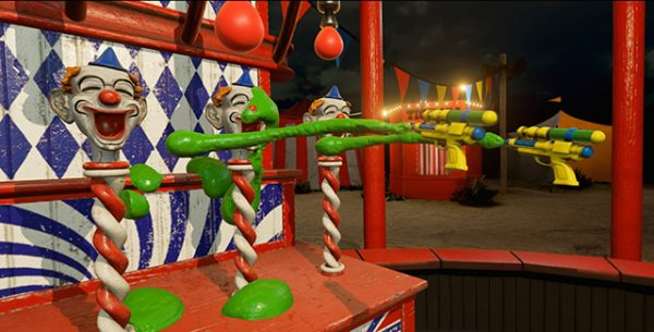 Play with Mods or Build Your Own in VR Funhouse