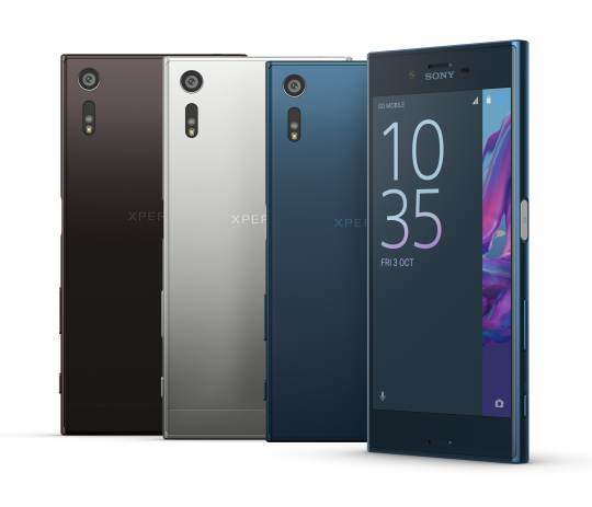 Sony Xperia XZ and Xperia X Smartphones Released