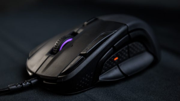 SteelSeries Rival 500 MMO/MOBA Gaming Mouse Released