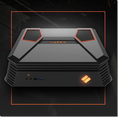 Syber Gaming C Series Small Form Factor Gaming PC Released