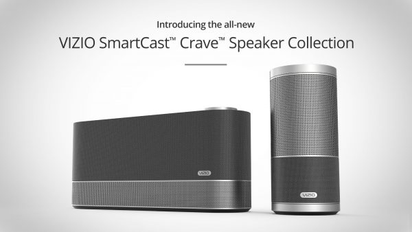 VIZIO SmartCast Crave Pro and Crave 360 Speakers Introduced